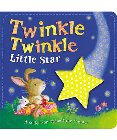 Twinkle Twinkle And Other Bedtime Rhymes twinkle twinkle bedtime rhymes book children