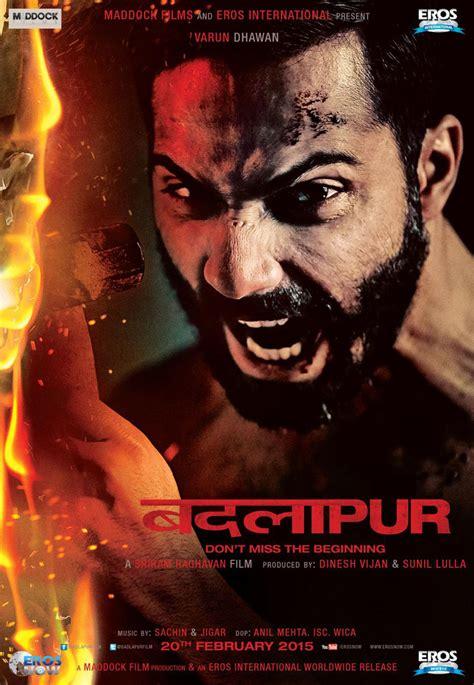 film india varun dhawan varun dhawan is fierce fiery and forceful in badlapur