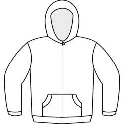 sweatshirt template illustrator hoodie vector templates at vectorportal