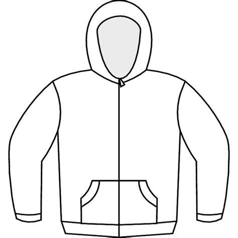 Sweater Zipper U Backfront Logo hoodie vector templates at vectorportal