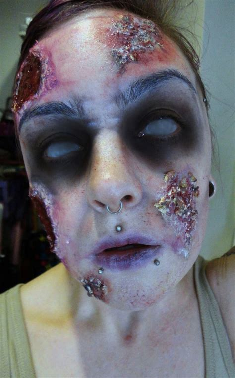 zombie scar tutorial 1000 images about scabs on pinterest halloween zombie