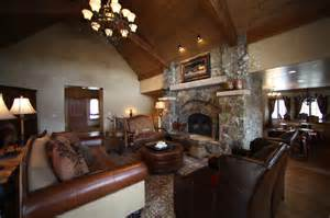 mountain homes interiors breckenridge apres ski chalet living room denver by