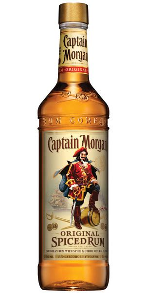 captain morgan original spiced rum corks on columbus
