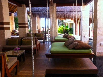 hotels with love swings azul beach hotel cancun mexico best family friendly all
