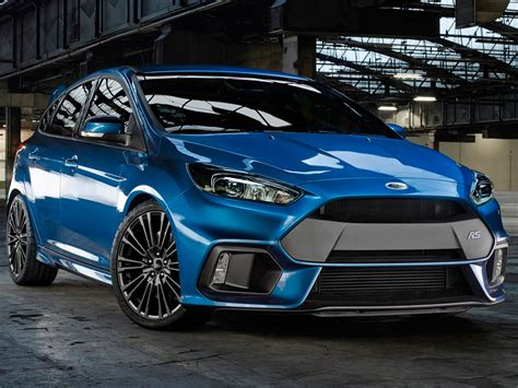 Ford Focus 3 RS   ?????????????? ? ????, ?????????? ? ?????