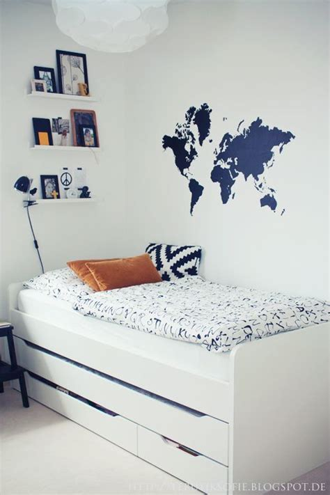 world map in bedroom teens room my room pinterest maps modern kids and 3