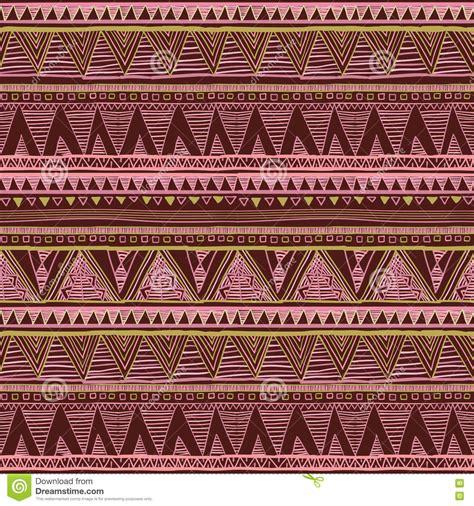 pink ethnic wallpaper ethnic boho seamless pattern tribal art print background