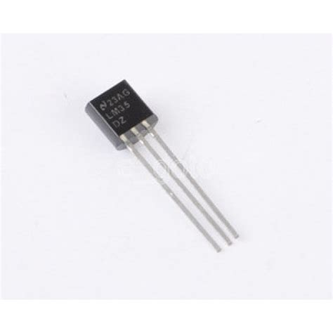 Lm35 Lm 35 Lm35dz Temperature Sensor To92 At75 Berkualitas lm35 integrated circuit temperature sensor 28 images