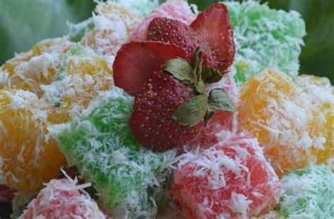 membuat kue ongol ongol resep kue ongol ongol warna warni resepmasakanindonesia me