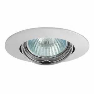 Suspended Ceiling Light Fittings Kanlux Luto Ceiling Spot Light Fitting 1x50w Mr 16 Mirror Chrome Ctx Ds02b C