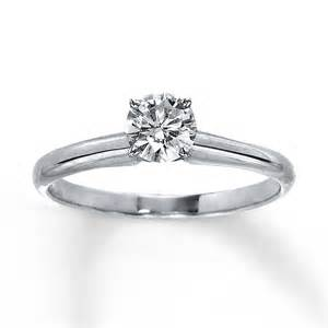 Carat diamond engagement ring diamond solitaire ring 1 2