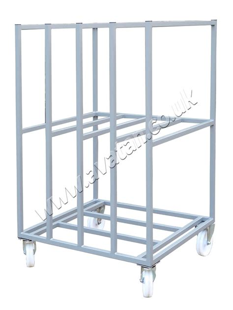 Rak Organizer Mobil steel sheet rack vertical for sheet steel or board storage avatan