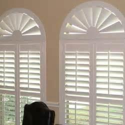 Elegant custom size wood arch blinds 226984 home design ideas