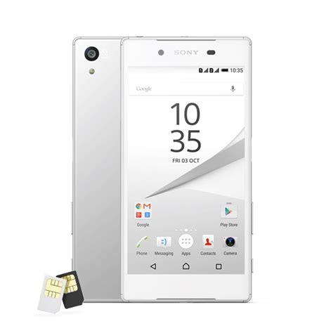 Hp Sony Xperia Z5 Dual Sim sony xperia z5 dual sim e6533 garansi resmi sony 1 tahun elevenia