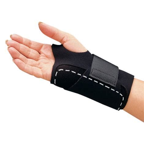 Comfort Cool by Comfort Cool Ulnar Neoprene Wrist Orthosis Wrist Supports