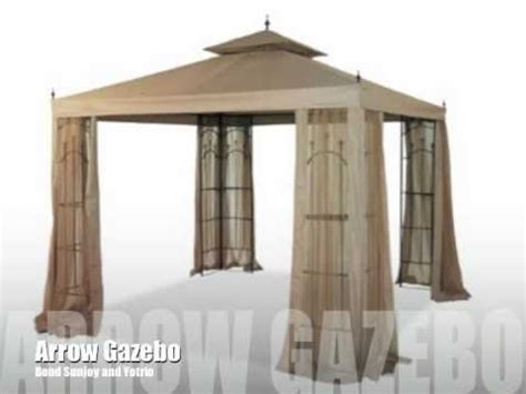 arrow gazebo arrow gazebo