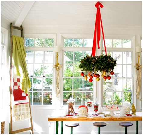 decorations for your home 23 ways to decorate your kitchen for the holidays