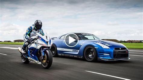 Kawasaki Auto by Kawasaki H2r Vs Bugatti Veyron Drag Race 2016