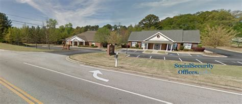 Social Security Office Griffin Ga by Social Security Office In Ga Waycross Ware Cty College