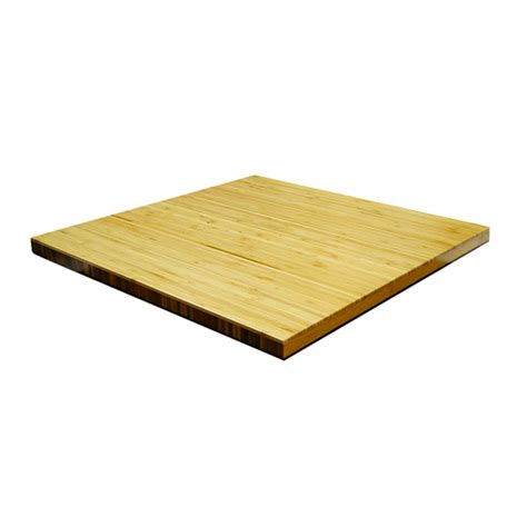 butcher block table tops modern bamboo butcher block style table tops tablebasedepot