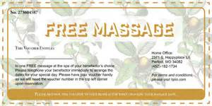 20  Massage Voucher Templates ? Free Sample, Example