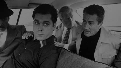 robert de niro ray liotta ray liotta and robert deniro in goodfellas goodfellas