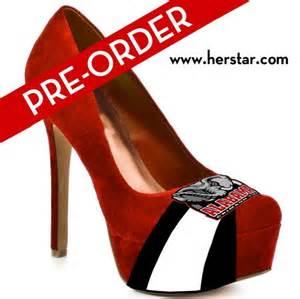 alabama crimson tide high heels of alabama shoes crimson heels crimson tide