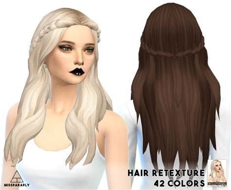 sims 4 hair 64 best images about sims 4 hair on pinterest hairstyles