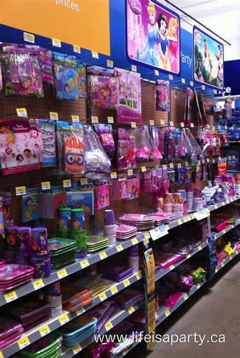 party themes walmart sleeping beauty princess slumber party life is a party