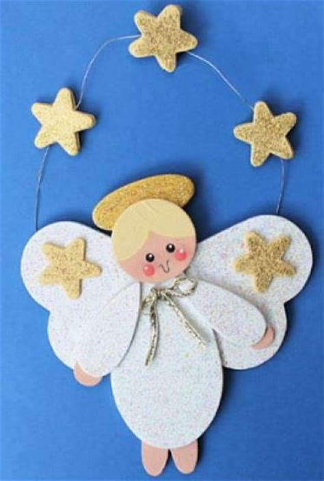 christian craft gold triquetrum golden diy wood ornament allfreechristmascrafts