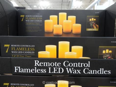 costco led lights with remote images of flameless candles with remote easter day