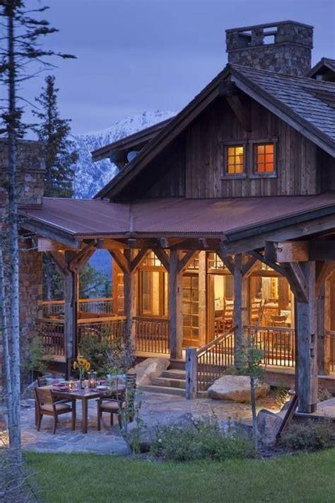 cabin porch 25 best ideas about cabin porches on pinterest log