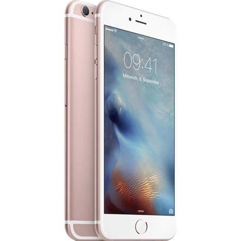 Iphone 6s 64gb Rosegold iphone 6s plus apple iphone 6s plus 64 gb ros 233 gold