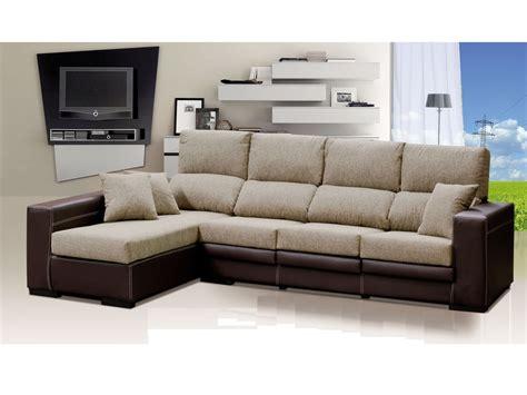 sofas chaise longe sof 225 con chaise longue de 4 plazas sof 225 asientos con 4