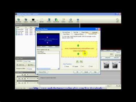 download video tutorial videopad how to use videopad video editor editing videopad softw