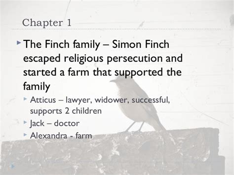 themes of family in to kill a mockingbird quot to kill a mockingbird quot chapters 1 16