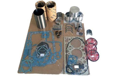 kubota engine   full set repair kit std stavros savva