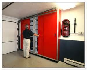 garage storage cabinet with doors manicinthecity