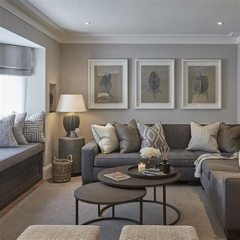 wohnzimmer taupe contemporary living room grey living room bocadolobo