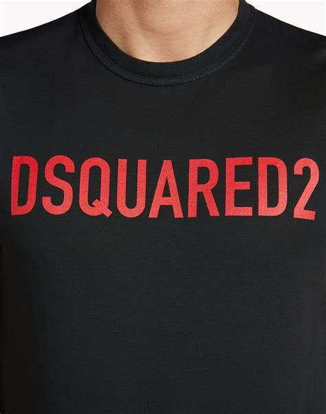 T Shirt Dsquared2 Black dsquared2 t shirt black sleeve t shirts for