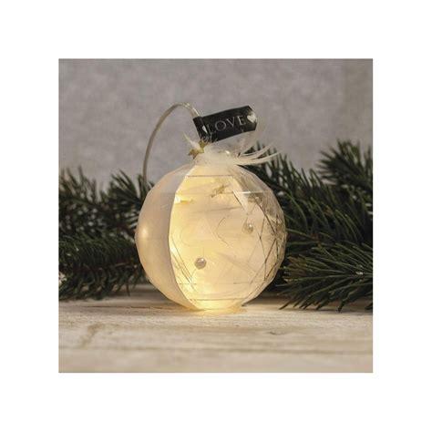 durchsichtige weihnachtskugeln durchsichtige weihnachtskugel zum bef 252 llen 80 mm facett 233 e