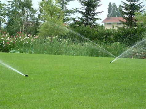 irrigazione giardino interrata impianto irrigazione giardino gli impianti idraulici