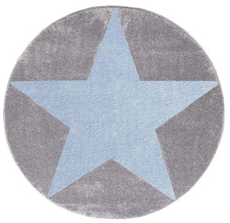 grauer teppich mit teppich rund mit grau hellblau honeyhome ch