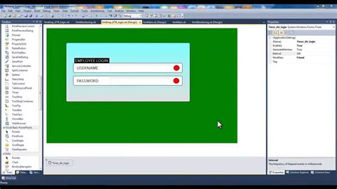 decorator pattern vb net vb net designing login form without using photoshop youtube