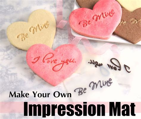 make your own impression mat lilaloa make your own
