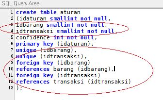 membuat foreign key di mysql software alam
