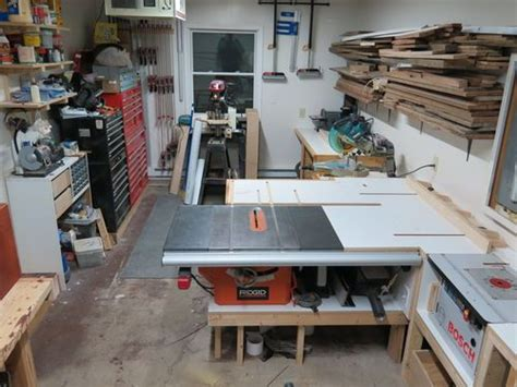one car garage workshop one car garage shop woodworking and shop ideas pinterest