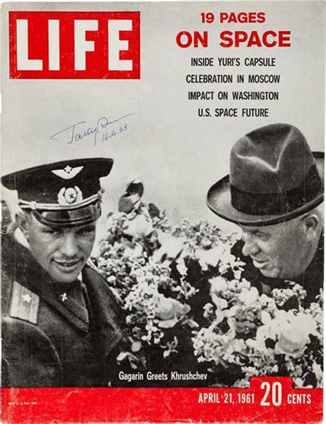 Whos News Lifestyle Magazine 13 by Galeria De Fotos Repercuss 227 O Do Voo De Yuri Gagarin No