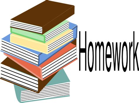Clipart Homework homework clip at clker vector clip royalty free domain