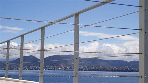 balkongeländer drahtseil b2 10 balkongelaender mit seil griechenland jakob rope